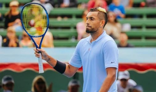 Nick Kyrgios 'desperate' to continue Rafael Nadal rivalry at Australian Open