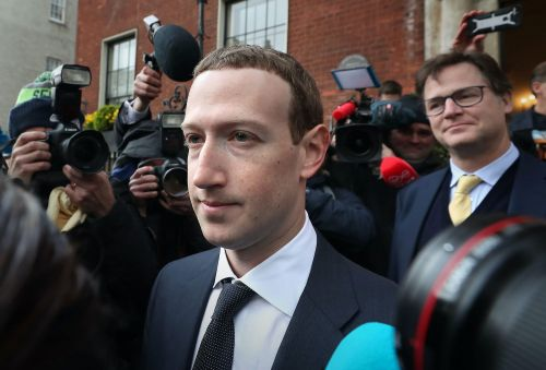 Mark Zuckerberg reportedly signed off on a Facebook algorithm change that throttled traffic to progressive news sites - and one site says that quiet change cost them $400,00 to $600,000 a year