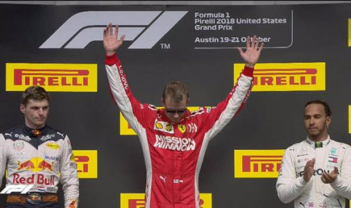 Did you hear Raikkonen EPICALLY troll Hamilton after US Grand Prix win? This is BRILLIANT