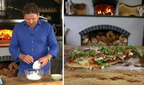 James Martin: Chef shares recipe for 'really simple' flatbread with ricotta - 'amazing!'