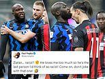 Paul Pogba defends former Manchester United team-mate Zlatan Ibrahimovic over 'voodoo' insults