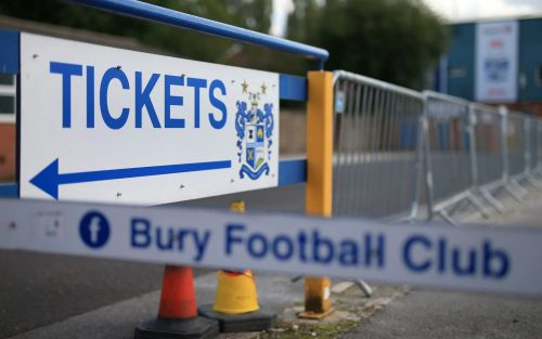 Bury handed 11th-hour lifeline by son of Alastair Campbell as former analyst at West Ham United makestakeover bid