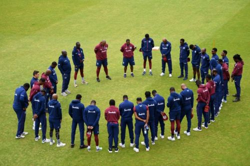 Jason Holder falls cheaply again in West Indies warm-up ahead of England series