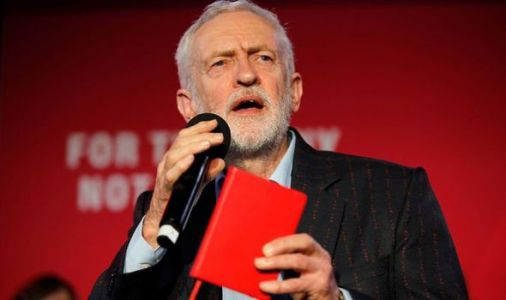 Corbyn bombshell: Labour leader campaign group has shock links to Soviet supporters