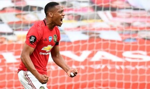 Man Utd star Anthony Martial wanted in swap deal as Ed Woodward sets transfer price