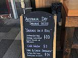 The $10 sausage sizzle that also sells $14 ham and cheese sandwich what happened to a $2 donation?