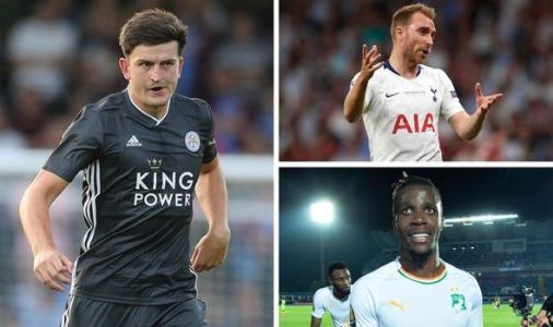 Transfer news LIVE: Maguire to Man Utd, Liverpool backed to sign Eriksen, Arsenal gossip