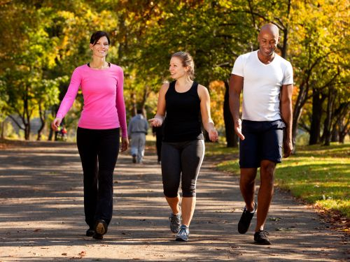 How much you should walk in a week to see a major improvement to your health