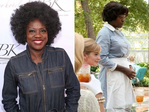 Viola Davis says The Help was created in 'cesspool of systemic racism' and catered to white audience