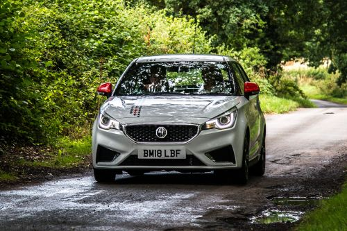 MG gives MG3 supermini extensive makeover with 2018 facelift