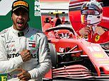 Can ANYONE stop Lewis Hamilton in battle for the F1 title?