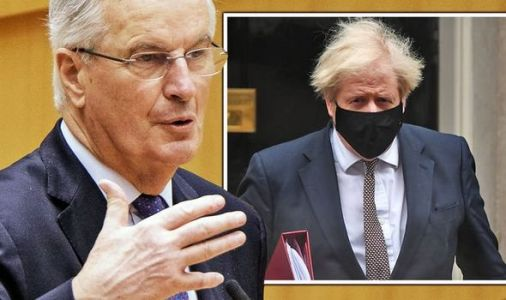 Do as we say or pay the price! Barnier orders UK to obey EU rules in outrageous warning
