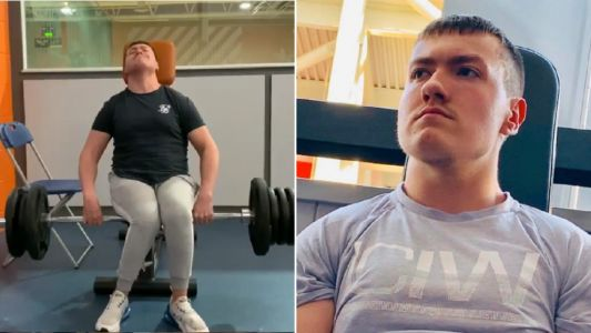 Wheelchair user with cerebral palsy qualifies as gym instructor and becomes a fitness blogger