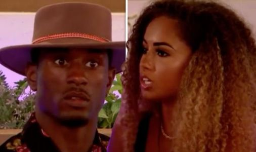 Love Island first look: Ovie Soko issues warning to Amber Gill in recoupling shock?