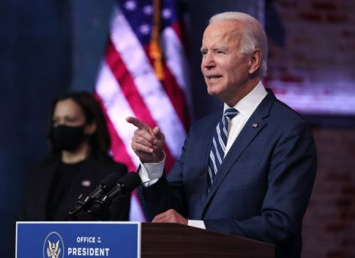 Joe Biden Tells Boris Johnson 'To Keep The Irish Border Open'
