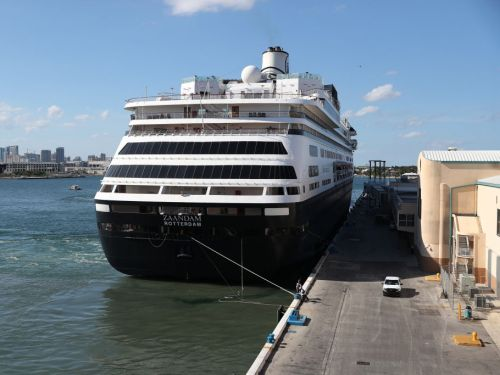 Florida authorities clear stranded Holland America ships Zaandam and Rotterdam for arrival in Port Everglades, and the cruise line expects its 'fit-for-travel' guests to be off the ship by Friday night