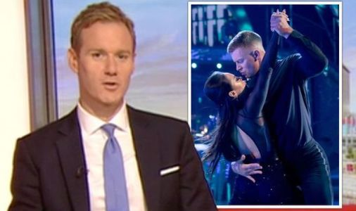 'It was really important for Adam' Dan Walker addresses Strictly star's 'ridiculous' Tango