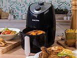 This Salter Hot Air Fryer is now better-than-half-price in the Amazon Summer Sale