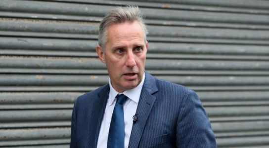 Ian Paisley issues 'unreserved apology' after criticising journalist Sam McBride