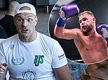 TYSON FURY EXCLUSIVE: Canelo Alvarez is about to find out about Billy Joe Saunders' hidden power