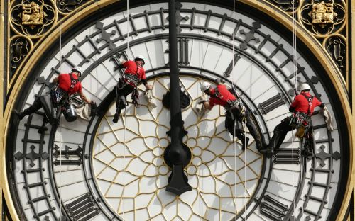 Friday evening news briefing: Bill for Big Ben to bong 35 times more than cost of it ringing on New Year's Eve