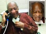 Bill Cosby laughs in new prison photo released to prove he's doing fine after disheveled mug shot