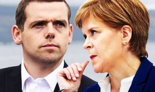 Sturgeon warned: SNP 'big hitters' issued threat from Scottish Tories as election looms