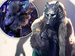 The Wolf is revealed on The Masked Singer Australia finale