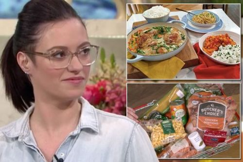 Money saving mum Jack Monroe shows how to cook 12 family meals for just £5