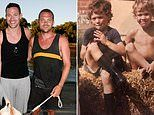 Tragic last Instagram post of Will Young's brother was picture of the pair together as children