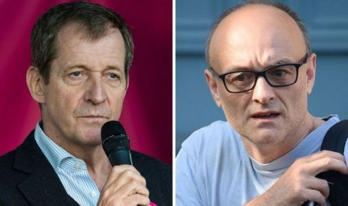 Alastair Campbell ADMITS he broke social distancing rules - despite attacks on Cummings