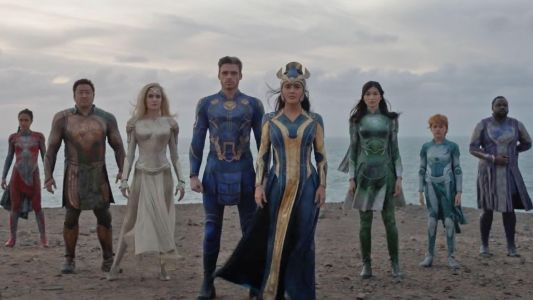 Marvel's Eternals first reactions: get ready for a 'spectacularly weird' MCU movie