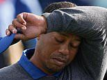 The Open 2019: Tiger Woods admits Father Time has caught up with him