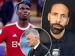 Ferdinand admits he 'wouldn't be happy' with Pogba's outburst