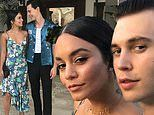 Vanessa Hudgens matches with boyfriend Austin Butler after calling him her 'constant inspiration'
