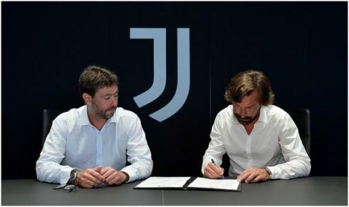 Andrea Pirlo to be appointed Juventus manager after Maurizio Sarri sacked