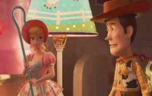 Watch Bo Peep and Woody lead a rescue mission in new 'Toy Story 4' clip