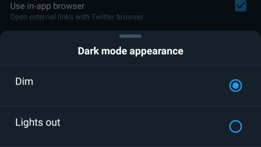 Twitter is testing an OLED-friendly dark mode for Android - here's how to try it
