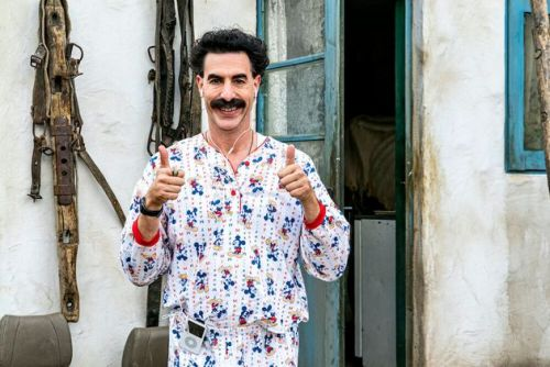 Sacha Baron Cohen Explains Why He Won't Be Playing Borat Again After 'Locking Him Away'