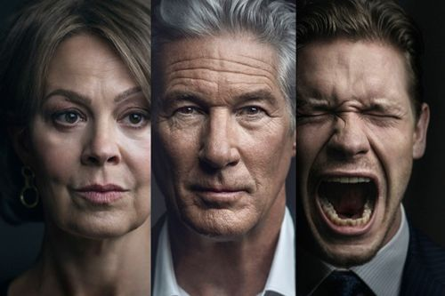 When is MotherFatherSon on TV? Who's in the cast? What's it about?