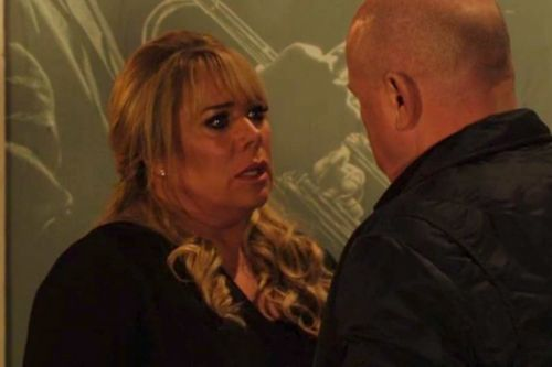 Phil LEAVES Sharon after truth about Keanu exposed in EastEnders