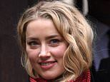 Amber Heard and Johnny Depp at High Court for day six of libel trial