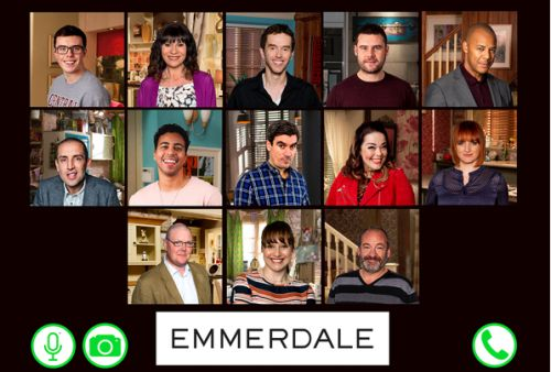ITV confirms that Emmerdale will not go off air at all as filming continues