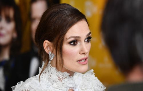 Keira Knightley says she will only shoot sex scenes with female directors