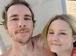 Kristen Bell admits she completely 'blacked out' during an argument with husband Dax Shepard