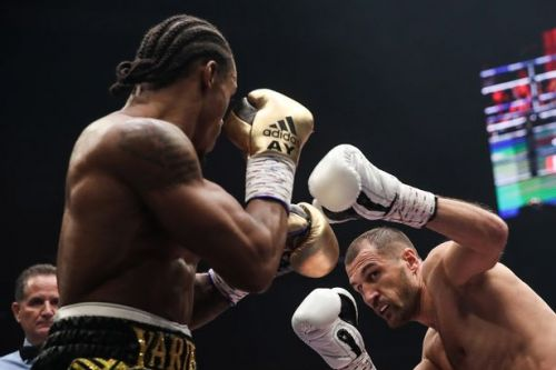Sergey Kovalev beats Anthony Yarde to retain world title