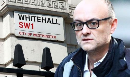 'Force for creative destruction': Dominic Cummings plots 'colossal Whitehall shake up'