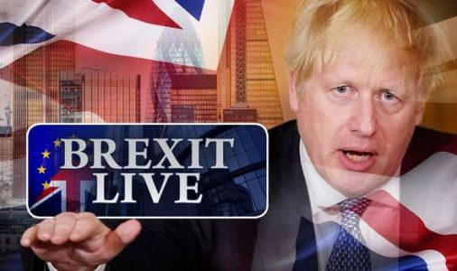 Brexit LIVE: Boris Johnson's trade deal will look like 'clean no deal Brexit' on Jan 1