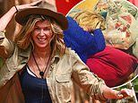 Kate Garraway falls asleep due to jetlag while unpacking her food shop after I'm A Celeb