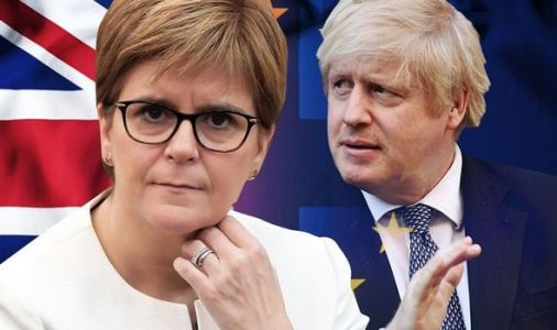 Scotland ignites Brexit spat after issuing legal opposition to controversial trade law